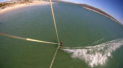 kite line mount